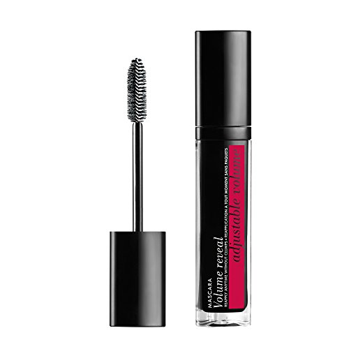 Bourjois Volume Reveal Adjustable Mascara, 6 ml, Black