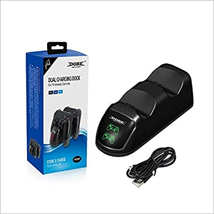Dobe Ps4 Slim Pro Dual Charging Dock Göstergeli Şarj Istasyonu Playstation 4