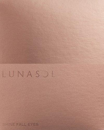 ルナソルシャインフォールアイズ01Naturalアイシャドウ
