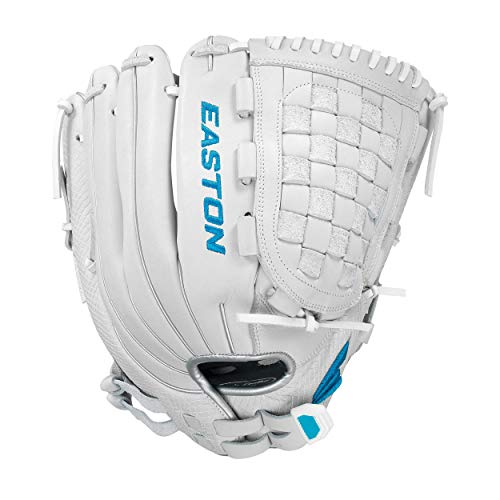 EASTON Ghost Tournament Elite Fastpitch Softball-Handschuh, 32,4 cm, LHT, Outfield-Muster, H Web, GTEFP1275