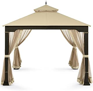 Best crawford gazebo canopy replacement Reviews