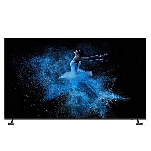 Televisores 4K HD Smart TV Televisor LCD LED Full TV,46/50/55/60 Pulgadas,WiFi Incorporado,Protección Ocular y Anti-luz Azul,Inteligencia Artificial,MEMC Anti-vibración