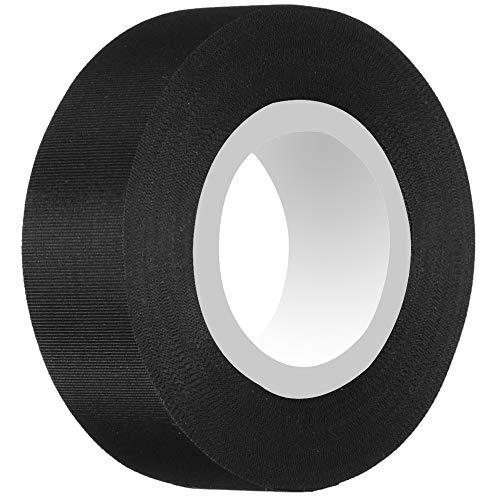 Akuoly Isolierbänder Elektrikerband Klebeband -40~240℃ KFZ AUTO Isoband Gewebeband schwarz 20mm x 30m