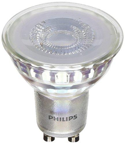 Philips Lighting Spot Faretto LED, Attacco GU10, 50W, 6500K, 4.6 W, Bianca Molto Fredda, Non dimmerabile - Confezione da 1