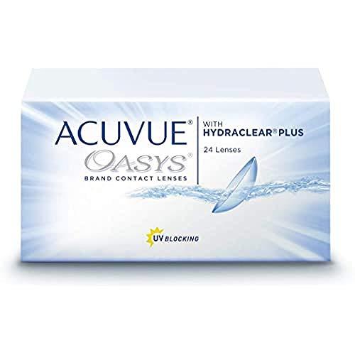 Acuvue Oasys 2-Wochenlinsen weich, 24 Stück / BC 8.8 mm / DIA 14 / -5.75 Dioptrien