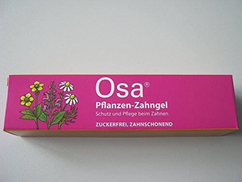 Osa Pflanzen-Zahngel, 20 g Gel