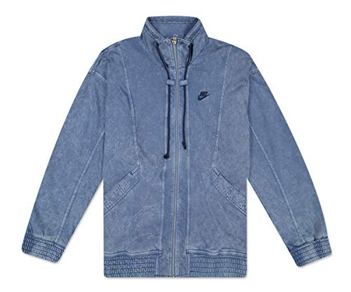 NIKE M Nsw Re-issue Jkt Knit Wash - Chaqueta deportiva para hombre,...
