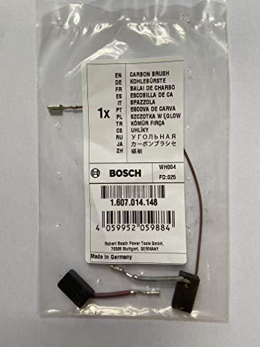 Bosch - Juego de escobillas de carbón para GWS/GBR
