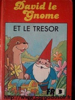 David le gnome et le trésor