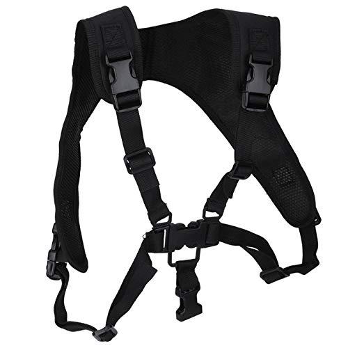 FOLOSAFENAR professional Sports Safety Rope Durable Tactics Vest Sling Lightweight with Adjustable Buckle Designed for Sports Safe(Multifunctional lanyard)