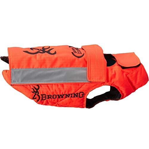 Browning Hundeschutzweste Protect Hunter Modell T65, Brustumfang 65 cm, Gewicht 490 g
