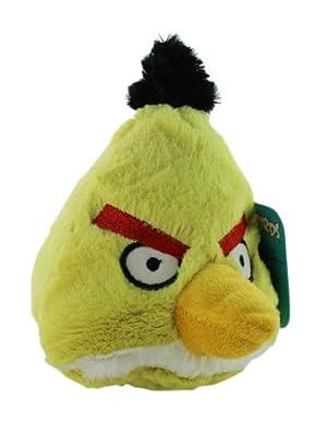 Yellow Angry Birds Plush - Yellow Angry Bird Stuffed Character