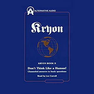 Kryon Book II audiobook cover art