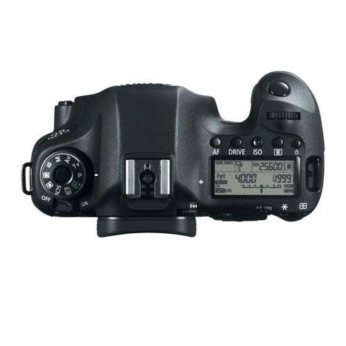 Canon EOS 6D Body DSLR Camera(Black) 4