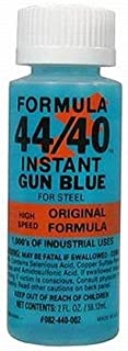 Brownell Formula 44/40 Instant Gun Blue