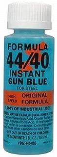 Brownell Formula 44/40 Instant Gun Blue