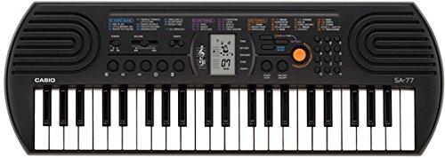 Casio Tastiera SA-77