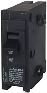 MP130 30-Amp Single Pole Type MP-T Circuit Breaker
