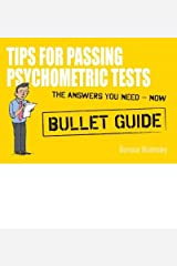 [(Tips for Passing Psychometric Tests )] [Author: Bernice Walmsley] [Jun-2012] Paperback