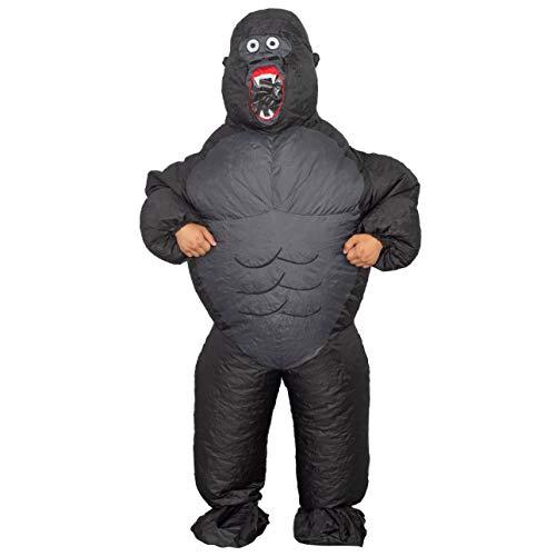 Gorilla Chub Suit Inflatable Costume (Adult Size)