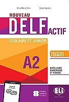NOUVEAU DELF Actif scolaire et junior: Livre + Livre actif + ELI Link App A2