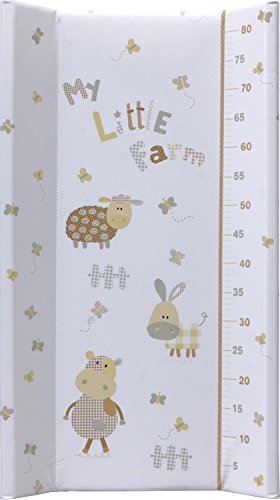 IB-Style - Wickelauflage/Wickelbrett MY LITTLE FARM BEIGE
