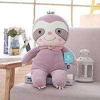かわいいリビングナマケモノぬいぐるみクリエイティブぬいぐるみ人形リビングロングベビー母子供の誕生日ギフトクリスマス