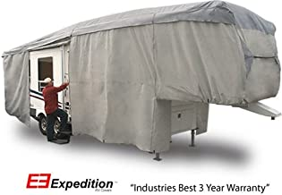Expedition RV Trailer Cover Fits 5th Wheel 23' -26' RVs