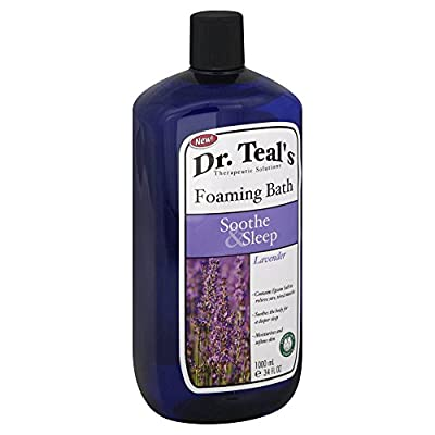 Dr. Teal's Foaming Bath