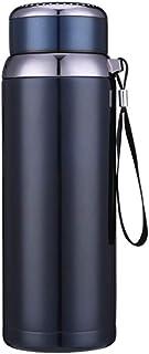 XIAOGAO Acero Inoxidable 600 Ml Botella De Agua Caliente Doméstica De Los Deportes Al Aire Libre De La Taza De Aislamiento Portátil Unisex