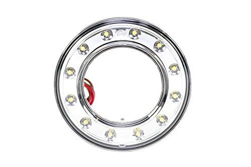 HELLA 2PF 008 405-051 Positionsleuchte - LED - 24V - Ringform - Lichtscheibenfarbe: glasklar - Einbau