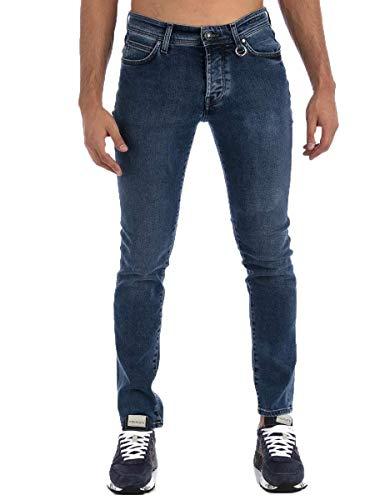 Roy Roger's - Jeans Uomo 529 Rr's Berty - 30, Denim