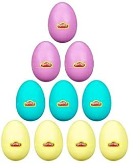 Play-Doh Easter Spring Eggs 10 Pack