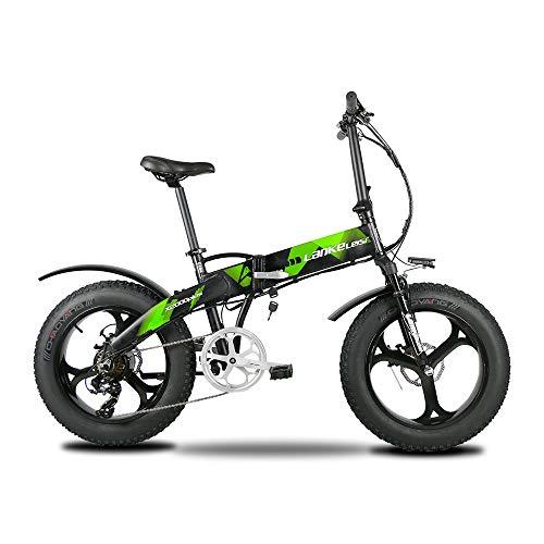 Extrbici Bicicleta de montaña eléctrica usada X2000Plus (500 W, 48 V, 12.8...