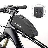ROCKBROS Top Tube Bike Bag Waterproof Bike Front Frame Bike Bag Bicycle Top Tube Bag Cycling Accessories M