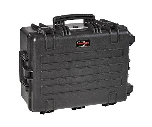 Explorer Cases 5326BDR Waterdichte Case met Drone Bag voor DJI Phantom 4 Drone of gelijkaardig, Zwart