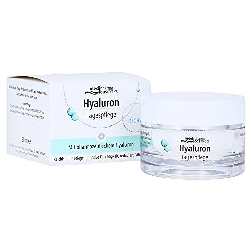 Medipharma Cosmetics, Hyaluron Tagespflege Reichhaltig1