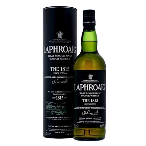 Laphroaig The 1815 Legacy Edition Whisky mit Geschenkverpackung (1 x 0.7 l)