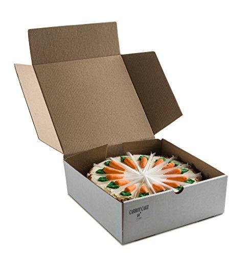 Product Image 4: David's Cookies Layered Carrot Cake 10″