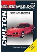 Chilton Chevy Camaro/Firebird 1993-2002 Repair Manual (28284)