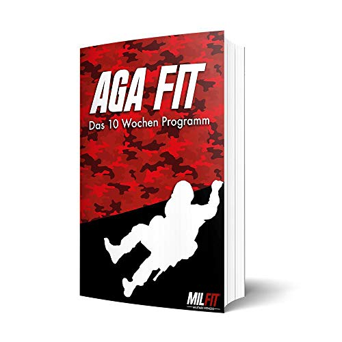 AGA Fit Bundeswehr Anfänger Military Fitness Trainingsplan