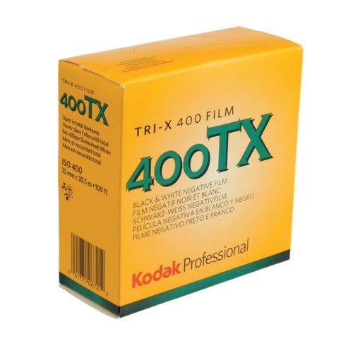 Kodak KOD181206 - Película Blanco y Negro (35mm, Tri-x Pan 400) Multicolor