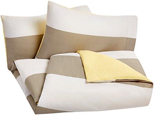 Amazon Basics Bettwäsche-Set für My...