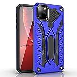ZZKHFA Carcasa para Huawei Honor 20, 8X, 9X, 8S, 10, Nova 4, 5, 3, 3i, Y9, Y7, Y6, Y5, P, Smart Z Plus, Pro Prime Lite 2020 (color: azul, material: para Y7 2019)