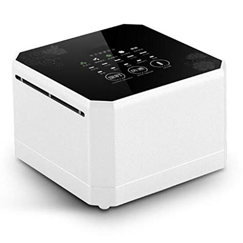 Air purifier in family bedroom, 1200W negative ion generator, Portable desktop air filter, Three-in-one HEPA activated carbon filter, Timing and three wind speeds, In addition to formaldehyde odor