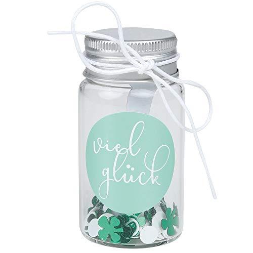 Räder Kleines Geschenkglas Viel Glück
