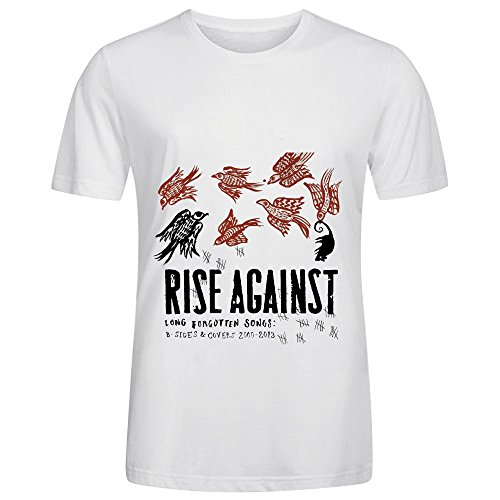 Rise Against Long Forgotten Songs B Sides Covers 2000 2013 Herren Graphic T Shirt XXX-Large