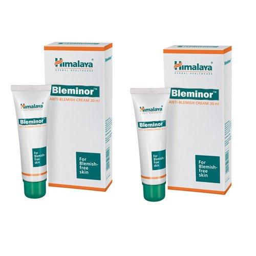 2 unidades x Himalaya bleminor Anti-Blemish crema