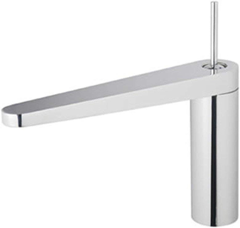 WZF Wasserhahn Alle heien und kalten Kupfer Waschbecken Wasserhahn Küchenwaschbecken einzigen Handgriff doppelt gesteuerten Waschwasserhahn