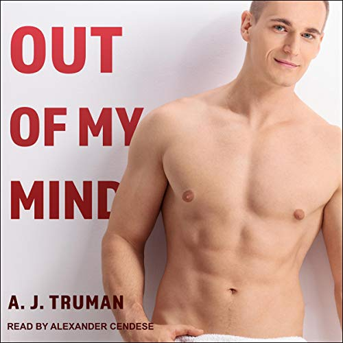 Out of My Mind audiobook cover art